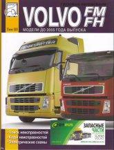 Volvo FM и Volvo FH. Том 3. Руководство по поиску неисправностей и электросхемы Вольво FM / FH. - артикул:3073