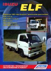Руководство по ремонту и эксплуатации Isuzu Elf до 1993 г.в. - артикул:3278
