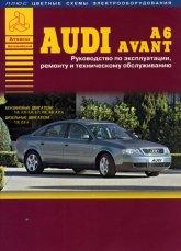 Audi A6 / Avant 1997-2004 г.в. Руководство по ремонту, эксплуатации и техническому обслуживанию. - артикул:396